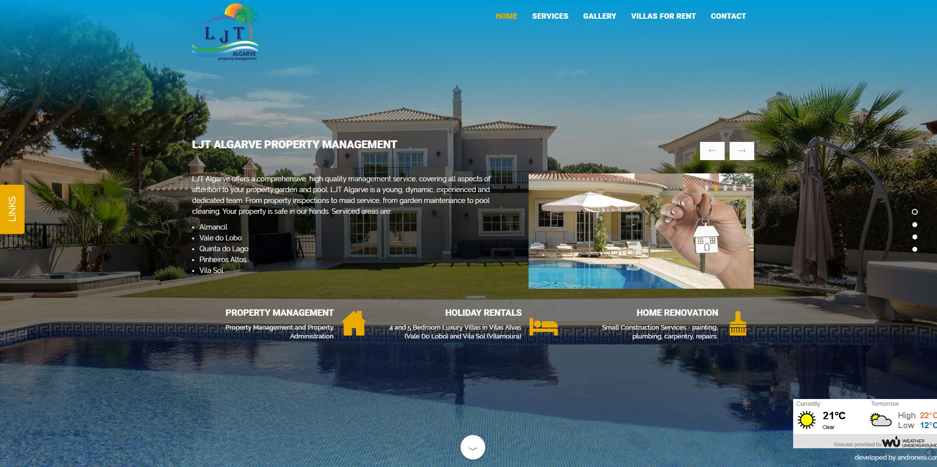 Web Design Algarve